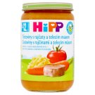 HiPP Organic Pasta with Tomato and Veal 220 g