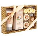 Kinsley Cosmetics Pure Coconut kúpeľová sada
