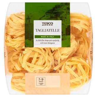Tesco Tagliatelle bezvaječné semolinové sušené cestoviny 500 g