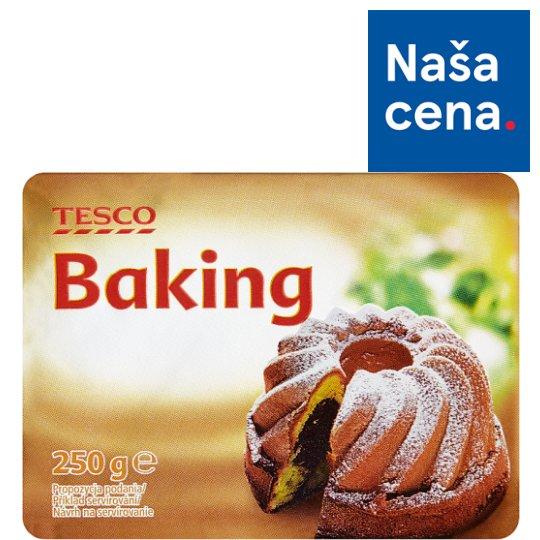 Tesco Baking Vegetable Fat Spread for Baking 250 g