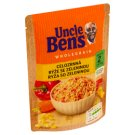 Uncle Ben's Wholegrain Rice with Vegetables 250 g