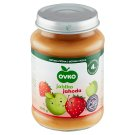 Ovko Baby Food Apple with Strawberries 190 g