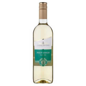 Casaldivino Pinot Grigio White Dry Wine 0.75 L