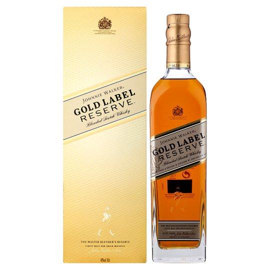 Johnnie Walker Gold Label Reserve škótska whisky 0,70 l