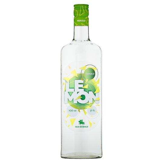 Herold Lemon Liqueur 21% 700 ml