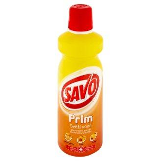Savo Prim Svieža vôňa dezinfekčný prípravok 1 l