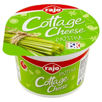 Rajo Cottage Cheese Chive 180 g