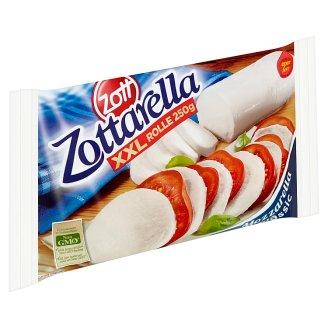 Zott Zottarella Mozzarella classic parený mäkký plnotučný syr v slanom náleve 250 g