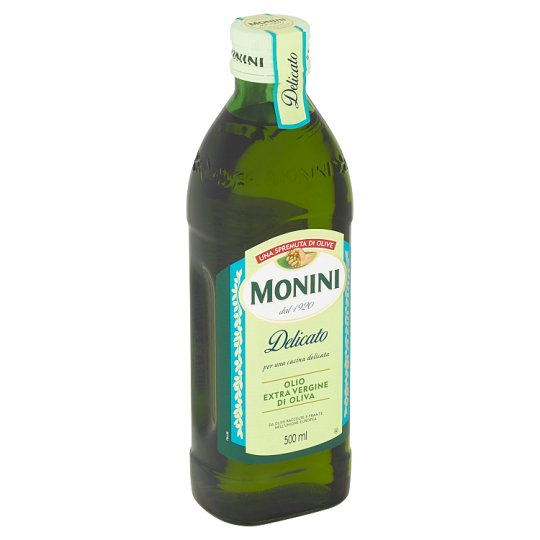 Monini Delicato extra panenský olivový olej 500 ml