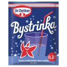 Dr. Oetker Bystrinka Sparkling Non-Alcoholic Powder Drink without Sugar 8 g