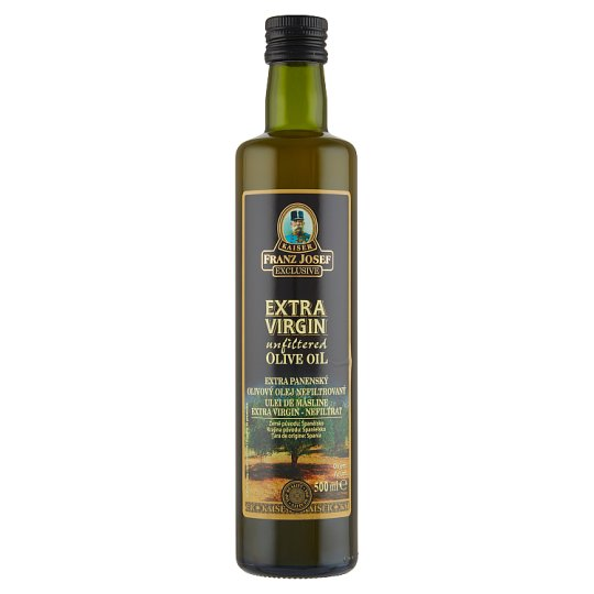 Kaiser Franz Josef Exclusive Extra Virgin Unfiltered Olive Oil 500 ml