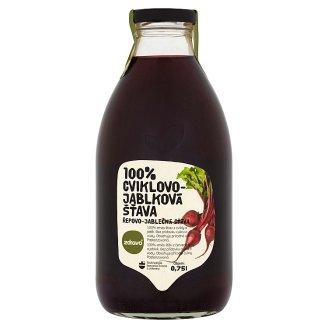 Zdravo 100% cviklovo-jablková šťava 0,75 l