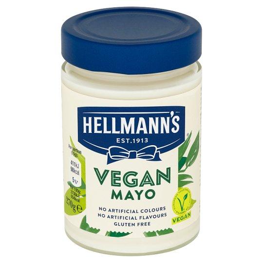 Hellmann's Vegán studená omáčka bez vajec 280 ml