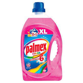 Palmex Color Concentrated Laundry Detergent 60 Wahes 4.380 L