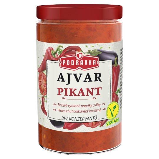 Podravka Spicy Ajvar 350 g