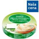 Tesco Roztierateľný tavený syr s pažítkou 8 x 17,5 g