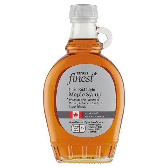 Tesco Finest Javorový sirup 330 g