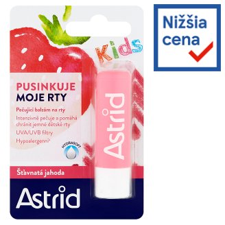 Astrid Kids Lip Balm Juicy Strawberry 4.8 g