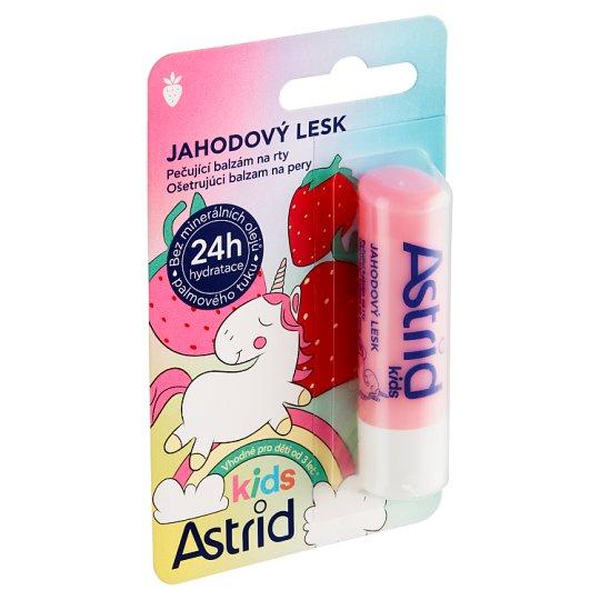 Astrid Kids Lip Balm Juicy Strawberry 4.8 g