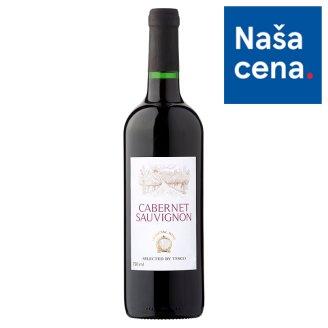Cabernet Sauvignon víno červené suché 750 ml