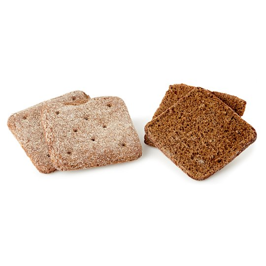 Rye Cube Pastry with High Fiber Content 70 g