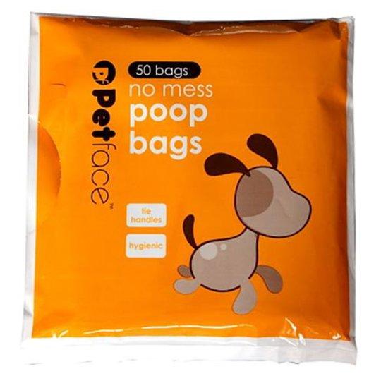 Petface Poop Bags 50 pcs
