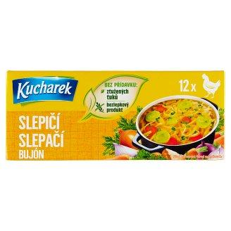 Kucharek Slepačí bujón 15 ks 150 g