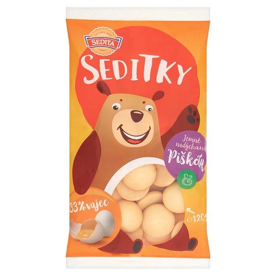 Sedita Seditky Soft Fluffy Biscuits 120 g