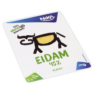 Nika Eidam 45 % plátky 100 g