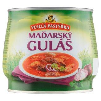 Veselá Pastýřka Hungarian Goulash 420 g
