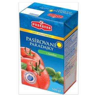 Podravka Puree Tomatoes with Basil 500 g