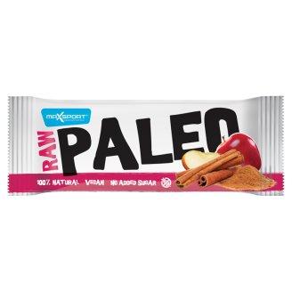 MaxSport Paleo Raw tyčinka s jablkami a škoricou 50 g