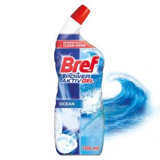 Bref Hygienically Clean & Shine Gel Fresh Mist 700 ml