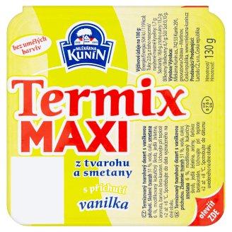 Mlékarna Kunín Termix Maxi Vanilla 130 g