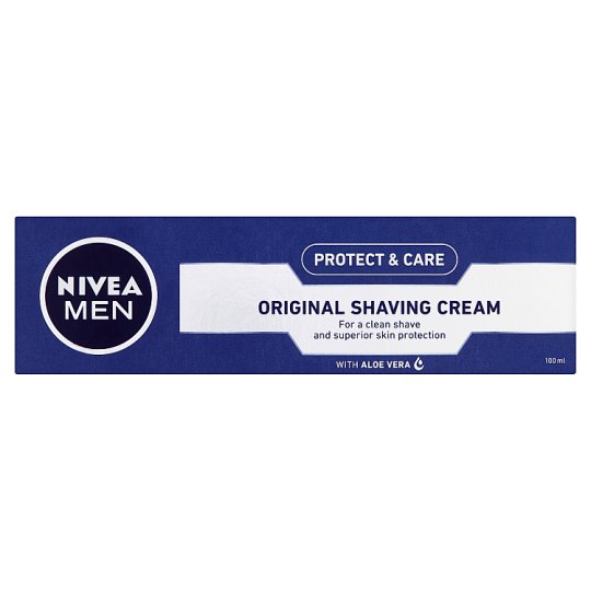 Nivea Men Protect & Care Krém na holenie 100 ml