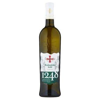 Templářské Sklepy Čejkovice Pinot Grigio biele suché víno 0,75 l