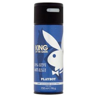 Playboy King of the Game Telový dezodorant 150 ml