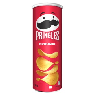 Pringles Original Spicy Crunchy Snack 165 g