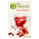 Tesco Organic Bio bylinný čaj s korením 20 x 2 g