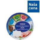 Tesco Mix roztierateľných tavených syrov 8 x 17,5 g