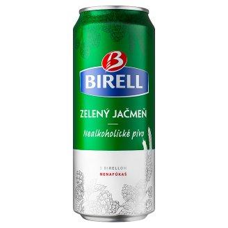 Birell Zelený jačmeň nealkoholické pivo 500 ml