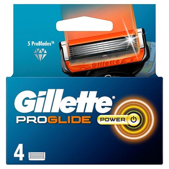 Gillette Fusion5 ProGlide Power 4 Náhradné Holiace Hlavice