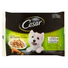 Cesar Selection in Jelly, Chicken and Beef 4 x 100 g
