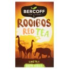 Bercoff South Africa Rooibos čaj limetka 20 x 1,5 g