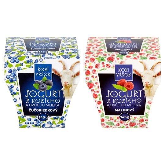 Kozí Vŕšok Yogurt Made from Goat and Sheep Milk 145 g