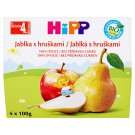 HiPP Apples with Pears 4 x 100 g