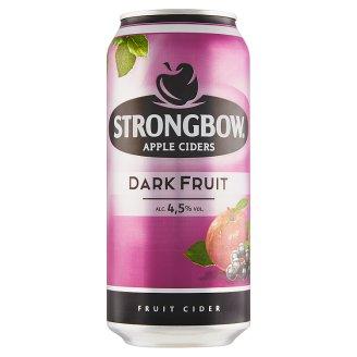 Strongbow Apple Ciders Dark Fruit ochutený cider 440 ml