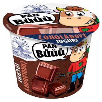 Hollandia Pan Bůůů Chocolate Joghurt 90 g