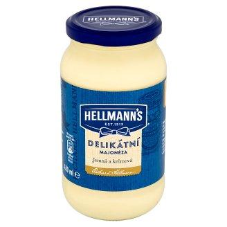 Hellmann's Mayonnaise Delicate 420 ml