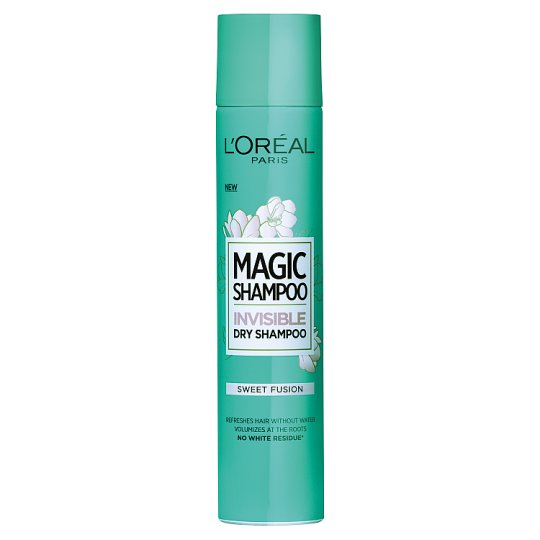 L'Oréal Paris Magic Shampoo Sweet Fusion Invisible Dry Shampoo 200 ml